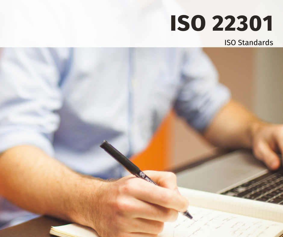 ISO 22301 Business Continuity Management & Internal Auditor Training