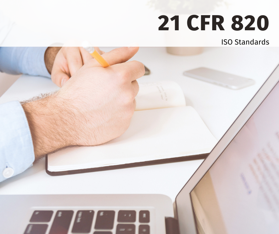Interpretation & Application of 21 CFR 820