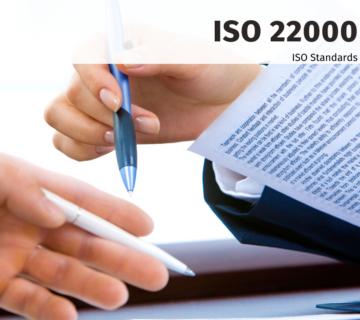 INTERPRETATION & DOCUMENTATION OF ISO 22000:2018 FSMS