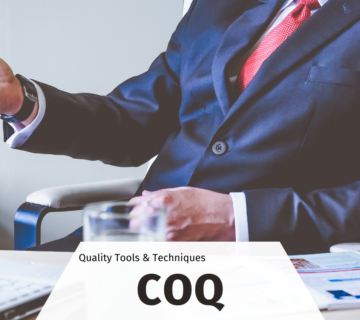 Applying Cost of Quality (COQ) To Enhance Your Accounting Systems